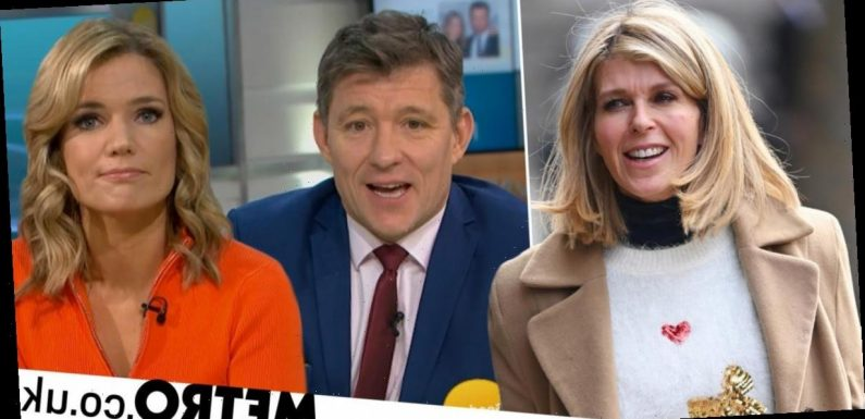 Kate Garraway absence explained as she misses Good Morning Britain