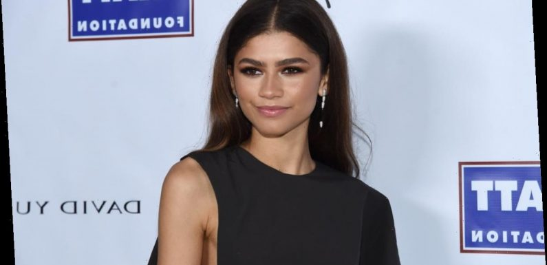 The Creative Way Zendaya Motivates Herself To Workout Every Day