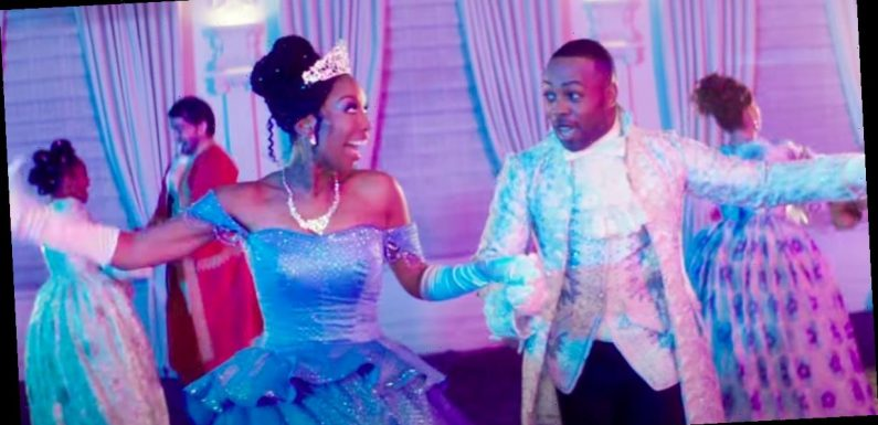 How Lovely! Brandy and Todrick Hall Re-Created Cinderella Performances in This Epic Medley