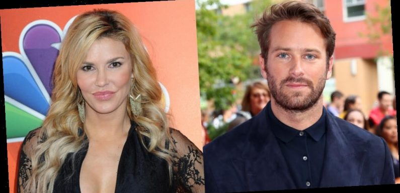 Twitter Is Calling Out Real Housewives' Brandi Glanville Over Her 'Deplorable' Armie Hammer Tweet