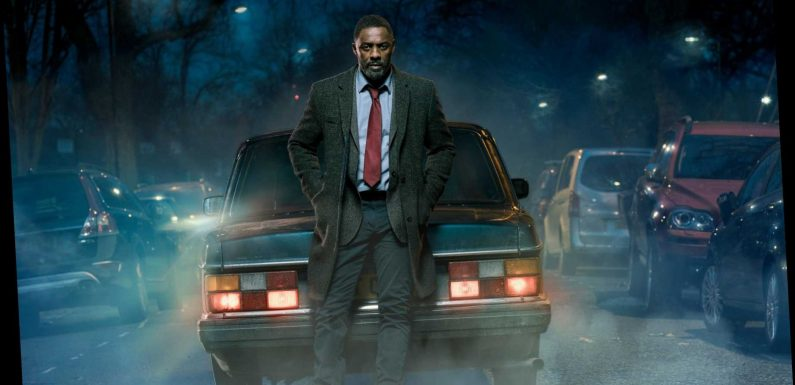 Idris Elba finally confirms Luther movie and admits it's been 'a long time coming'