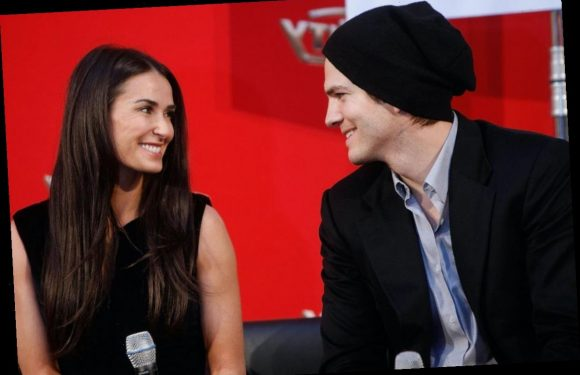 What Is the Age Difference Between Demi Moore and Ashton Kutcher?