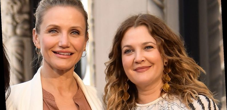 Drew Barrymore & Cameron Diaz Discuss Their Nicknames, Say the Sweetest Things About Their Friendship (Video)