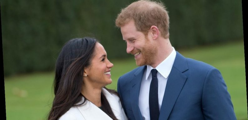 Meghan Markle Revealed Her Latest Nickname For Prince Harry & It's Adorable