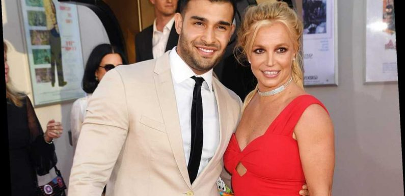Sam Asghari Breaks Silence on Britney Spears: I'm 'Looking Forward' to a 'Normal, Amazing Future' Together