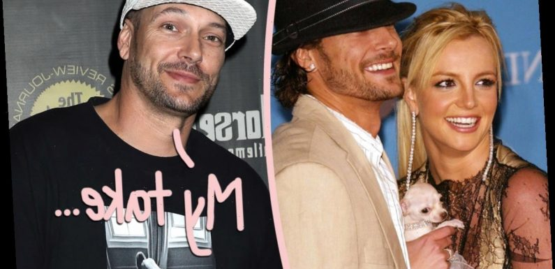 Kevin Federline Finally Weighs In On Britney Spears' Conservatorship Following New Doc Release!