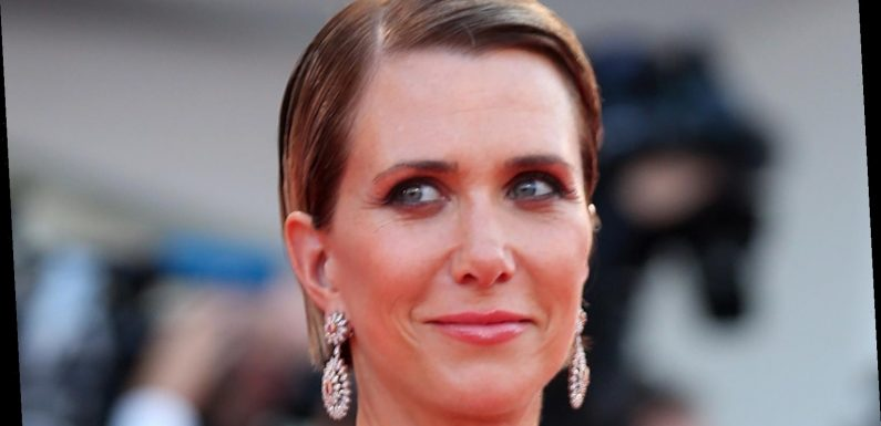 Kristen Wiig Tells The World The Names Of Her Twins