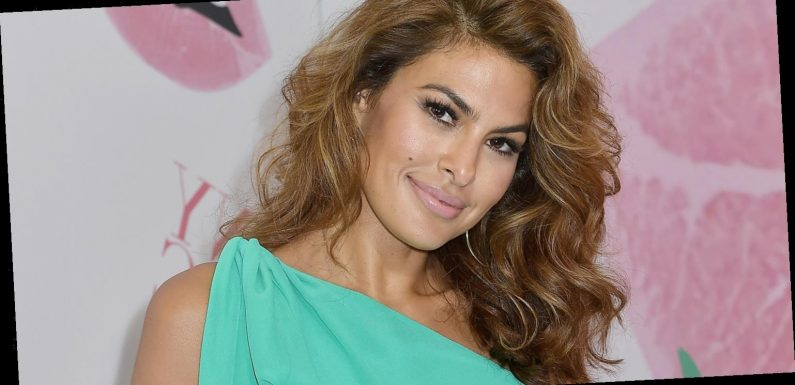 Eva Mendes Says She Never Denied Plastic Surgery, Reveals She's 'All For It'