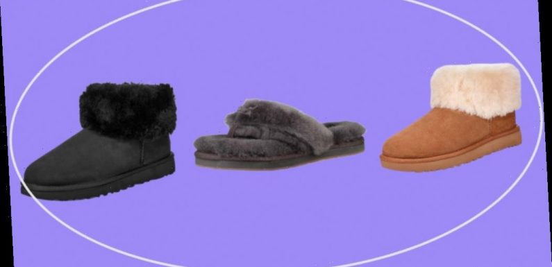 This Secret UGG Sale Has Boots Up to 75% Off