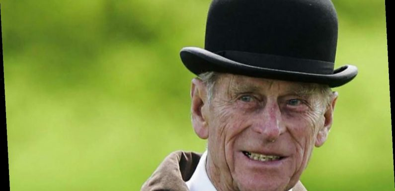 Prince Philip, 99, being treated for an infection, won't leave the hospital 'for several days'
