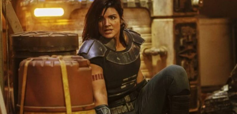 Gina Carano speaks out after being axed from 'The Mandalorian'