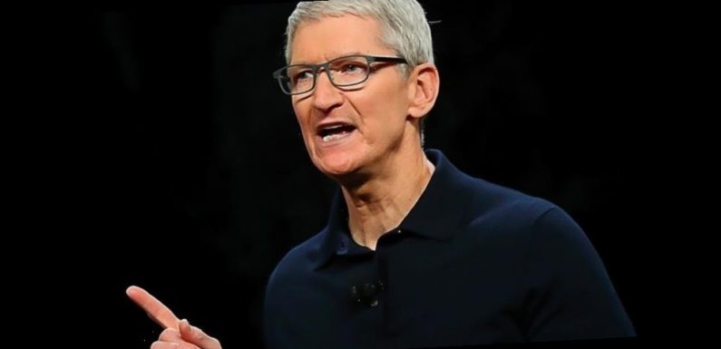 Tim Cook Criticizes Facebook at Brussels International Data Privacy Day