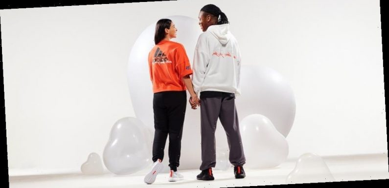 adidas Spreads Love With Exclusive Valentine's Day Footwear and Apparel Capsule