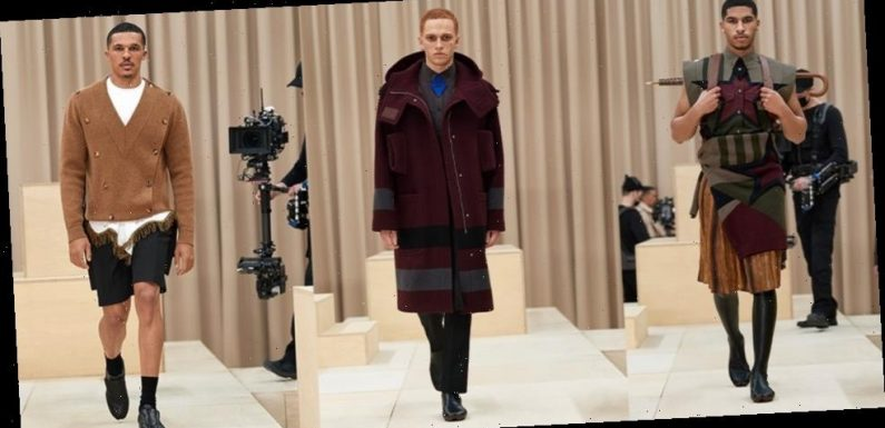 Burberry Pays Homage to The Natural World for FW21