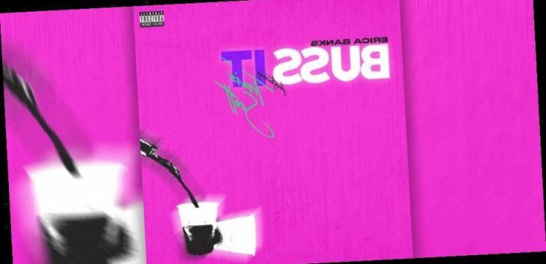 """Travis Scott Spices up Erica Banks' Single """"Buss It"""" With a Catchy Remix"""