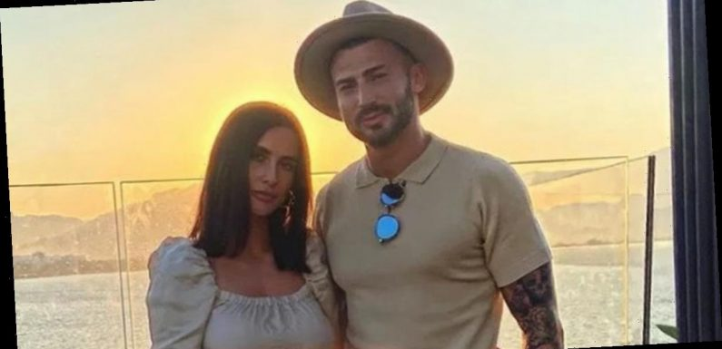 Jake Quickenden and girlfriend secretly 'split' before discovering pregnancy