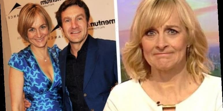 Louise Minchin fears for husband's safety after 'leaving him on mountain' during ski trip