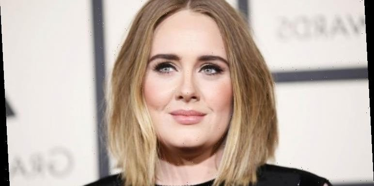 Adele finalises her divorce and pledges to keep son 'happy'
