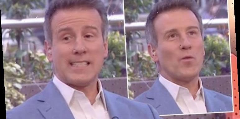 Anton Du Beke vows to win Strictly Come Dancing before 'the knees play up!' – 'Got to win'