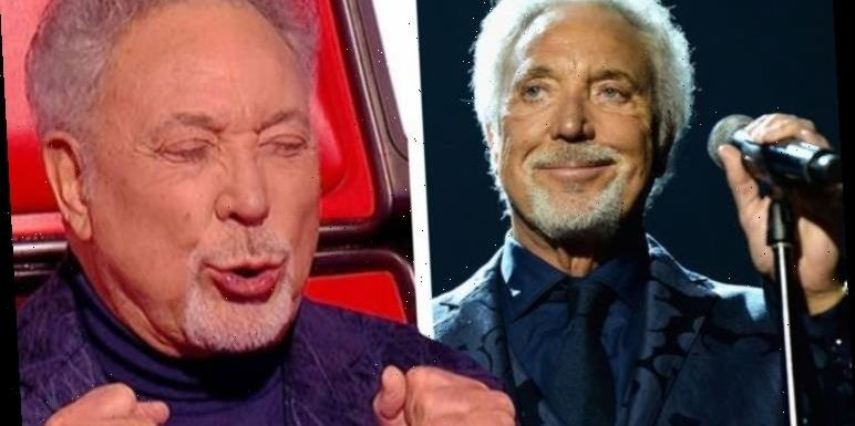 Tom Jones recalls 'splurging' his first pay cheque on family outing at 10 years old