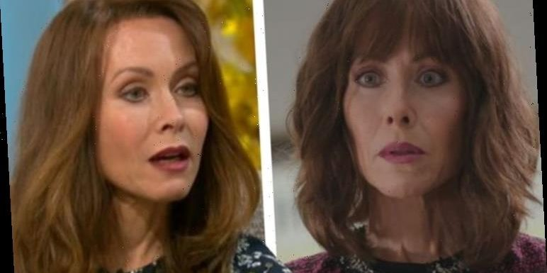 Casualty legend Amanda Mealing secretly returned to BBC set to clear out dressing room