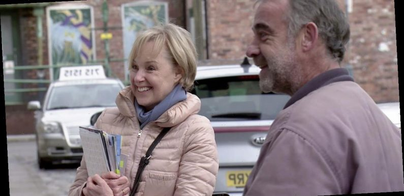Corrie fans baffled as Sally gives herself bizarre role at ex Kevin's wedding