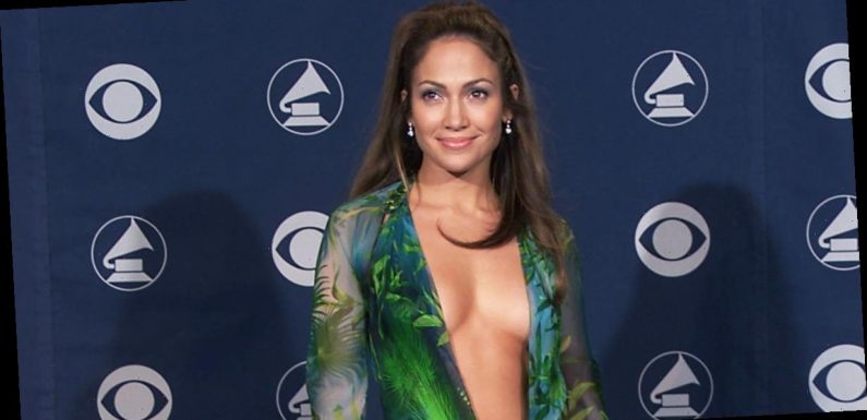Grammy Awards sexiest moments from JLo's frontless gown to Madonna's booty flash