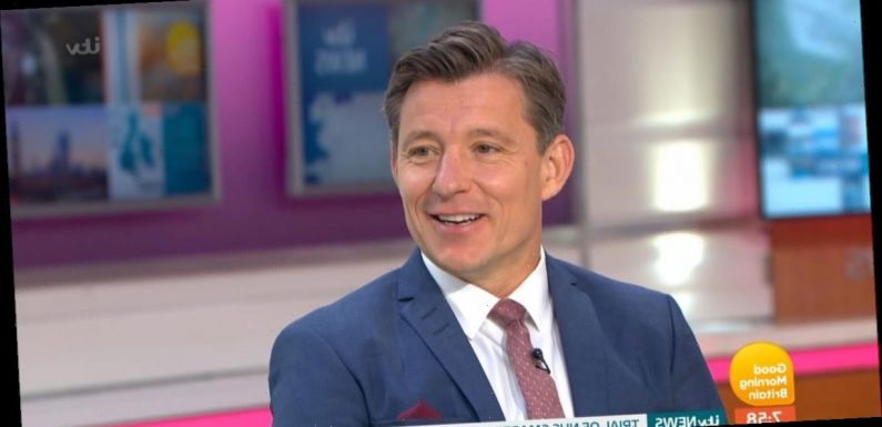 Good Morning Britain 'replaces Piers Morgan with Ben Shephard' as he's 'the safest option'