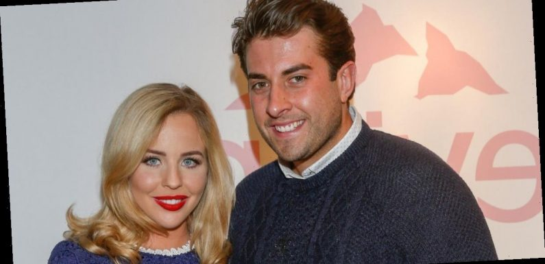 TOWIE's Lydia Bright admits she and ex James Argent are still 'very good friends' after relationship