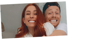 Stacey Solomon wishes she and fiancé Joe Swash were getting married in their gorgeous new garden