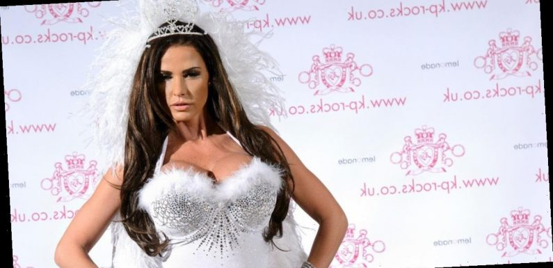 Katie Price's big summer wedding plans unveiled including 'sexy' bridal dress
