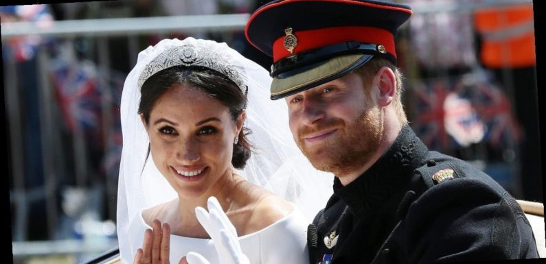 Prince Harry and Meghan Markle's 'secret wedding didn't take place, vicar told by Archbishop of Canterbury'