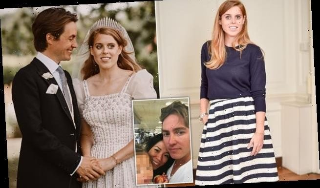 Princess Beatrice says becoming a stepmother was a 'great honour'