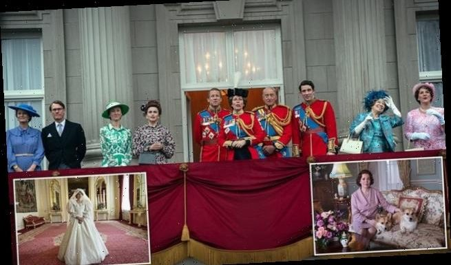 The Crown designer posed as tourist to research Buckingham Palace
