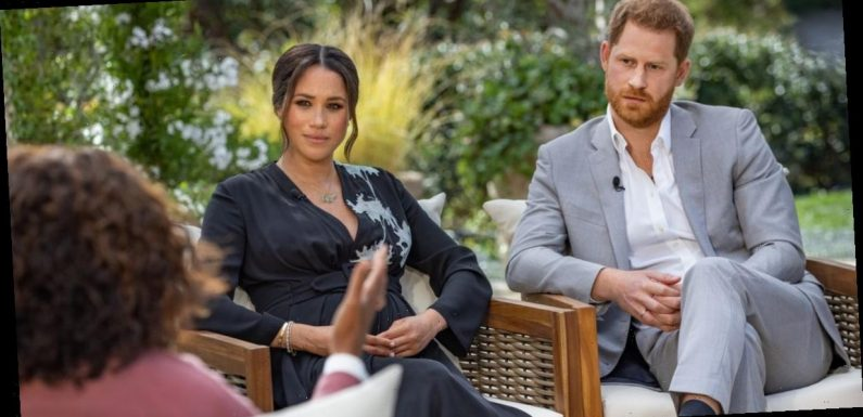 Unseen clips from Prince Harry and Meghan Markle's bombshell Oprah Winfrey chat could still be aired