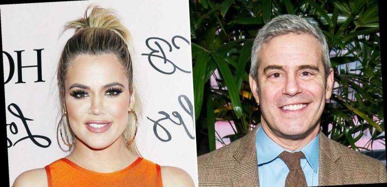Andy Cohen Says Everyone's Been Mispronouncing Khloe Kardashian's Name