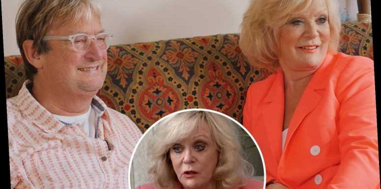 Sherrie Hewson says she 'can't stop crying' after brother's sudden death from brain cancer