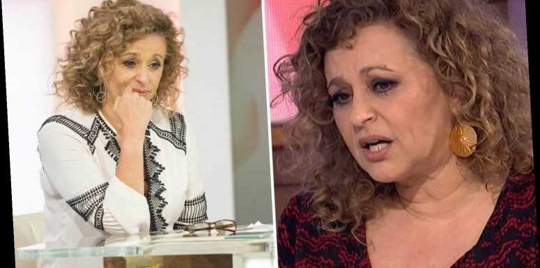 Loose Women's Nadia Sawalha reveals she was sexually assaulted at just 10 years old and refuses to go out alone at night