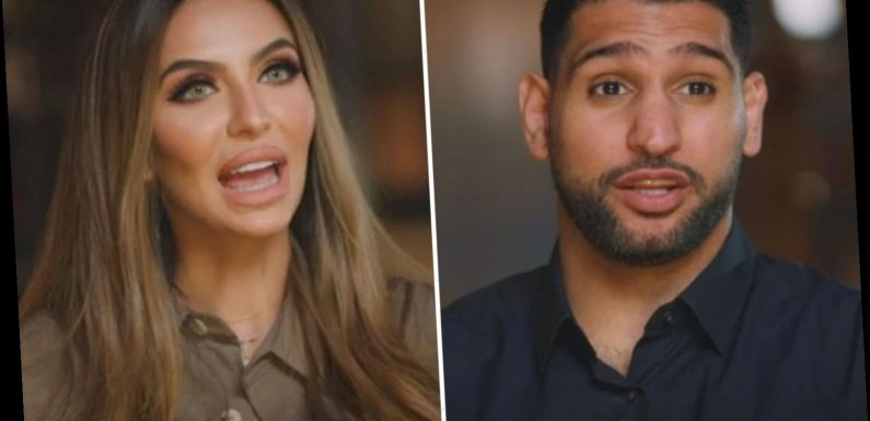Amir Khan shocks fans as he admits £5m has 'gone missing' and begs wife to take control of finances in new reality show