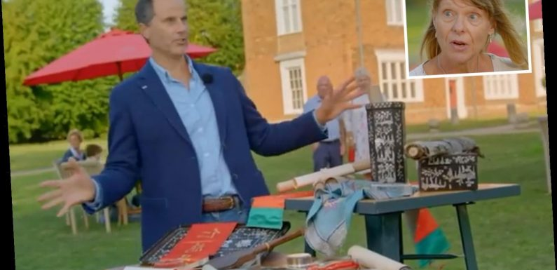 Antiques Roadshow expert apologises to guest as they tell VERY personal story before disappointing valuation