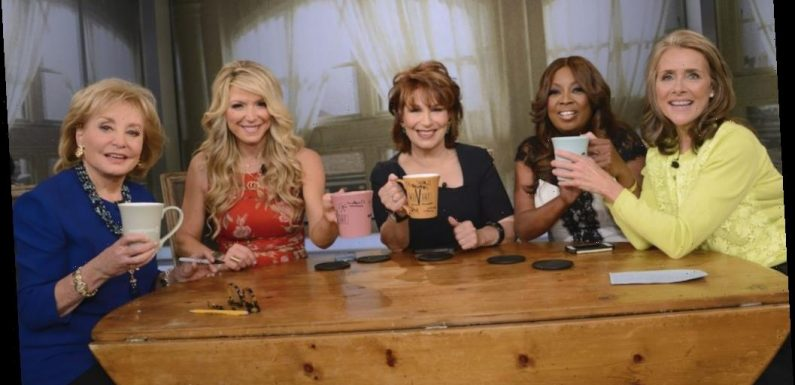 'The View': Barbara Walters Said This Co-Host Took Her 'Totally By Surprise' With Her On-Air Announcement