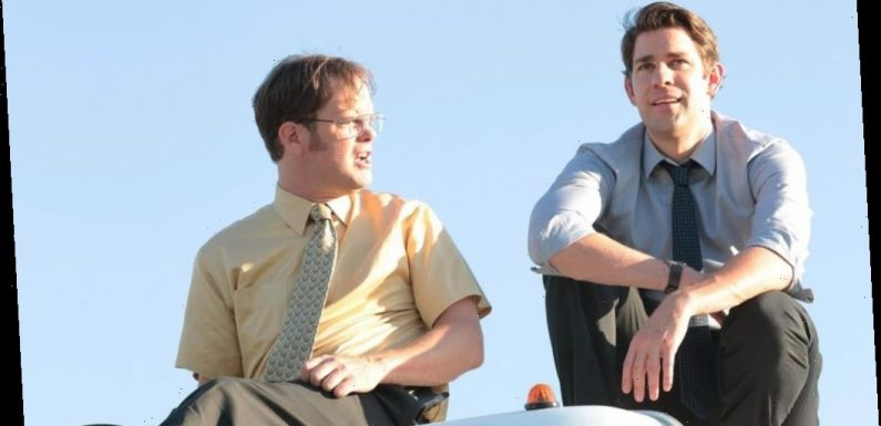 'The Office' Cameramen 'Fell Down on the Floor Laughing' During this Jim and Dwight Scene