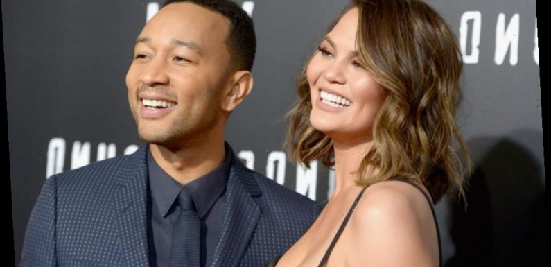 Chrissy Teigen and John Legend Are Starring in a Netflix Movie Together