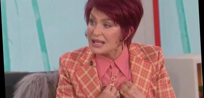 The Talk 'under internal review' after Sharon Osbourne backs Piers Morgan as network is 'committed to diverse workplace'
