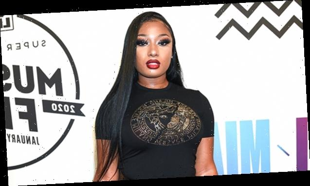 Megan Thee Stallion Proudly Shows Off Her 'Natural' Hair: 'Seen Some Growth' — Watch