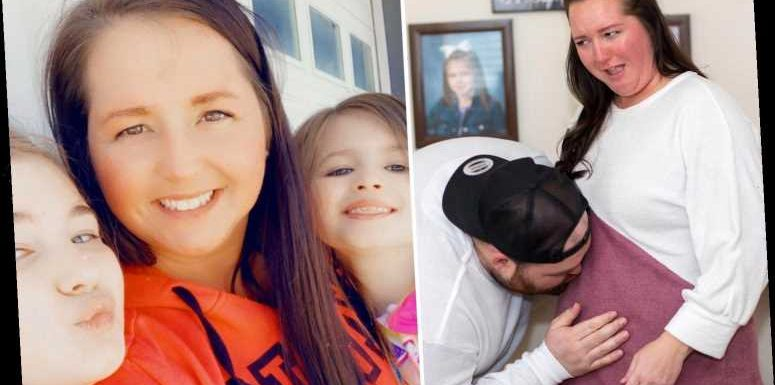 Teen Mom star Gary Shirley's wife Kristina shuts down pregnancy rumors & tells fan 'we are NOT expecting' in new photo