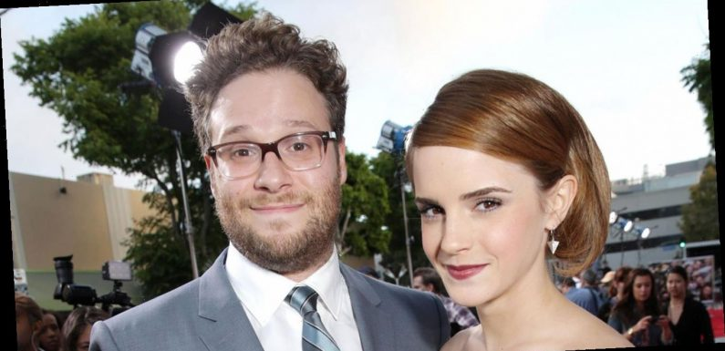 Seth Rogen: Emma Watson Didn't 'Storm Off Set' During 'This Is the End'
