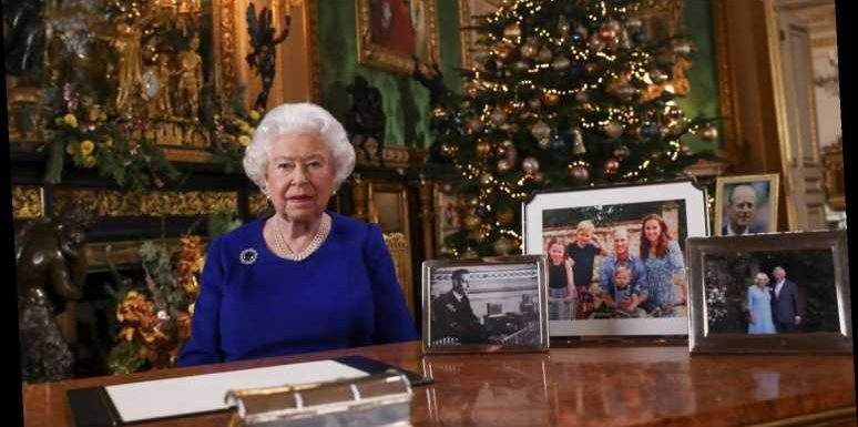 Queen Elizabeth told Harry she is 'delighted he has found happiness' with Meghan
