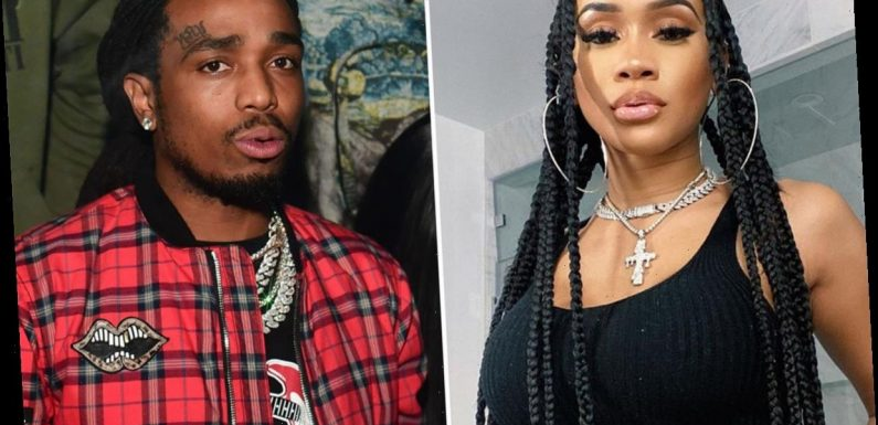 Saweetie's ex Quavo accused of 'taking back' $350,000 Bentley he gifted her after she accused him of 'hurt and betrayal'