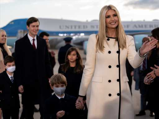Ivanka Trump's Major Style Change Since Leaving the White House Hints She's Hoping to Rebrand as Relatable